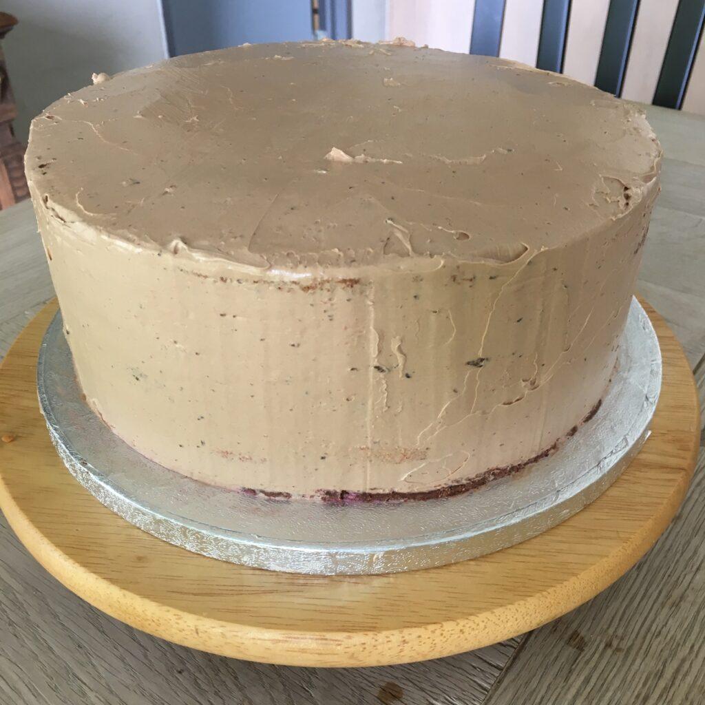Opsmurt kage