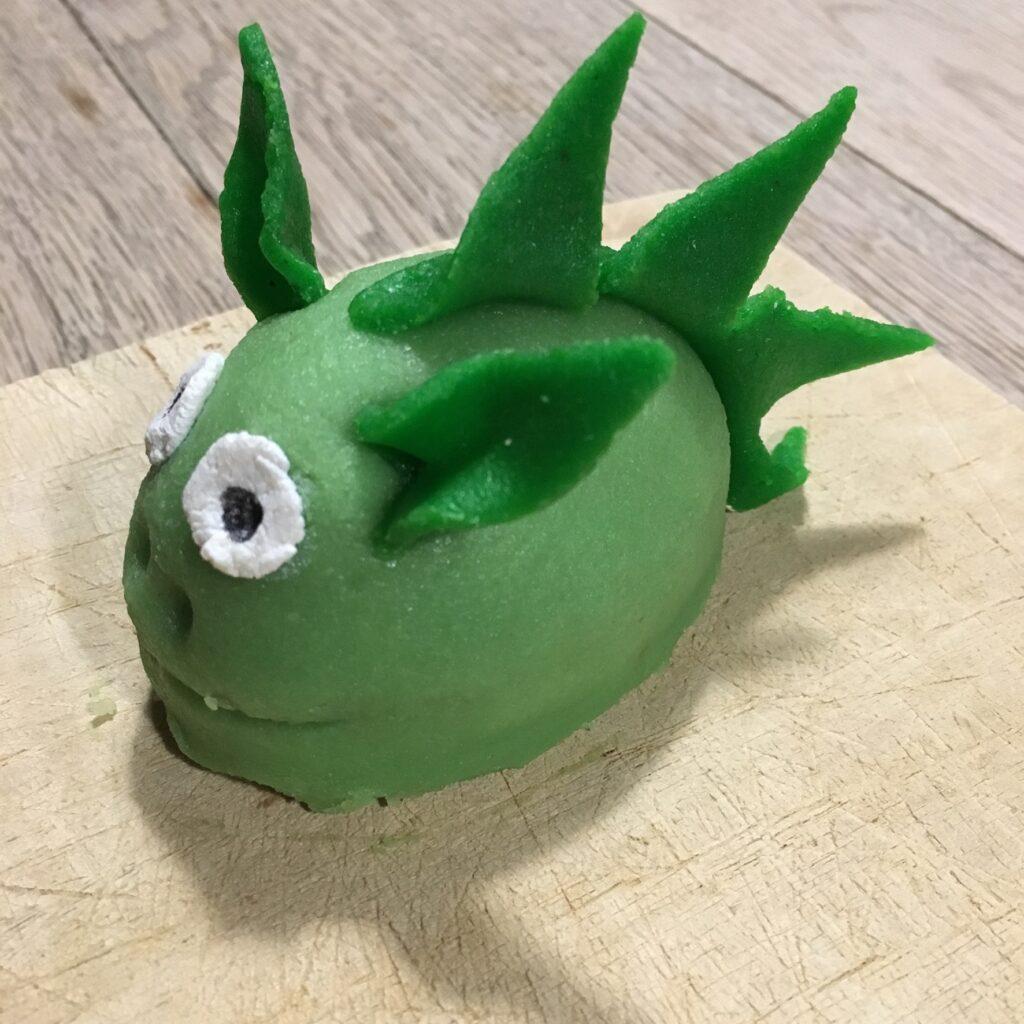 Dinosaurus 2. Forsøg